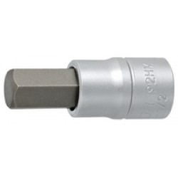 "Capete chei tubulare cu profil hexagonal exterior 1/2"" 192/2HX Unior"